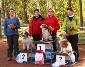 Lempi Imatralla 8.9.2007 voitto medi kolmosessa