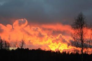 auringonlasku Kanavansuulla