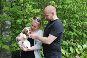 Pimun (ent. Terttu) perhe Helsingistä